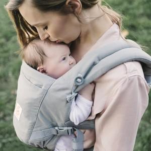Ergo Adapt Pearl Grey with Mum