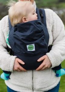 Kahu Baby Carrier Slate
